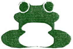 Froggie Stuffed Animal Pattern | Darcy Ashton Patterns | Stuffed